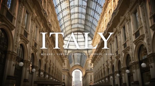 ITALY Vlog
